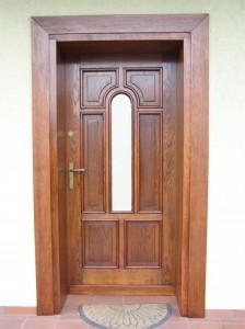 Drzwi wewnętrzne Poznań - Drefor